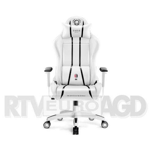 Diablo chairs x-one 2.0 normal size (biało-czarny)