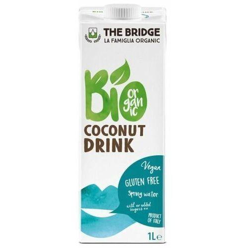 Napój Mleko Kokosowe Naturalne 1L - The Bridge - EKO