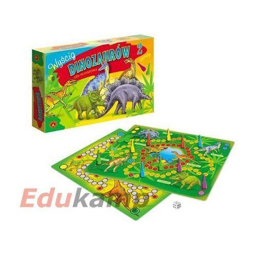 Alexander-gry Gra alexander wyścig dinozaurów (5906018005585)