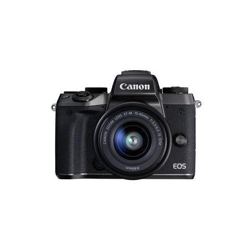 Canon EOS M5, aparat fotograficzny