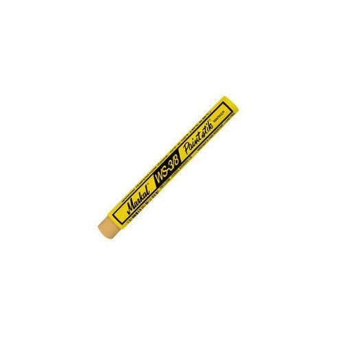 """Markal WS 3/8"""" Paintstik lubryka zmywalna żółty"""