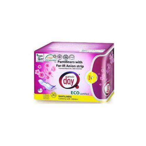 Wkładki higieniczne z paskiem anionowym 30 szt. - gentle day marki Gentle day (podpaski, tampony, wkładki)