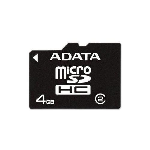 Adata Karta pamięci microsdhc 4gb (4718050602322)