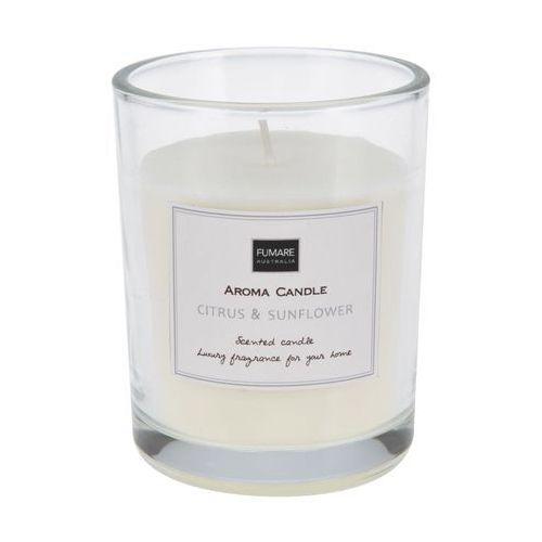 Koopman international Świeca w szkle aroma kwiatowo-cytrusowa (8719202080834)
