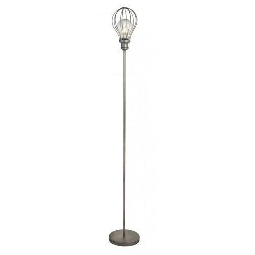 Lampa stojąca balloon srebrny, 1-punktowy - retro - obszar wewnętrzny - balloon - czas dostawy: od 10-14 dni roboczych marki Searchlight