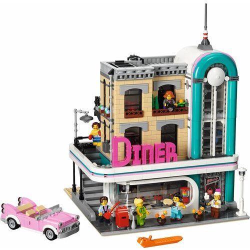 Lego CREATOR Bistro w śródmieściu 10260