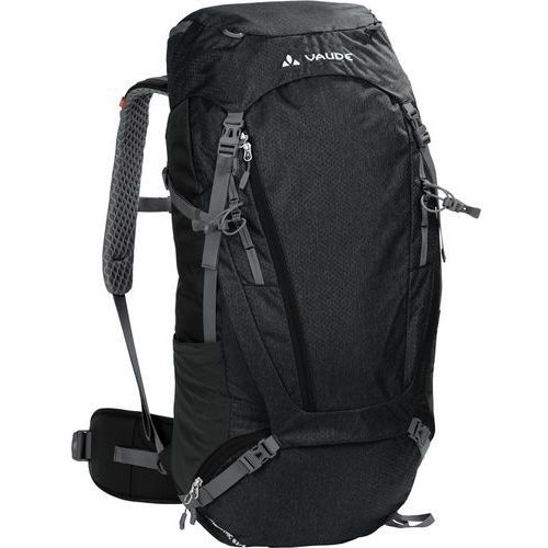 asymmetric 52+8 plecak czarny 2018 plecaki turystyczne marki Vaude