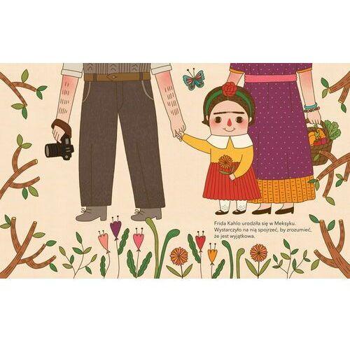 Mali wielcy. frida kahlo - maria isabel sanchez-vegara, Maria Isabel Sanchez Vegara