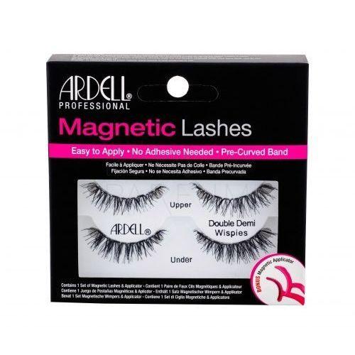 magnetic lashes double demi wispies sztuczne rzęsy 1 szt dla kobiet black marki Ardell