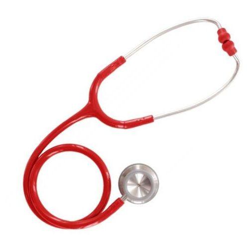 Spengler Stetoskop internistyczny  magister - czerwony
