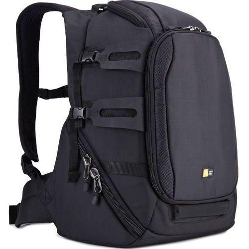Case logic luminosity split pack plecak dla lustrzanek cyfrowych aparatów (rozmiar m) czarny