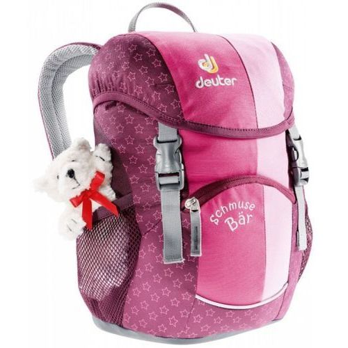 Plecak schmusebar pink - różowy marki Deuter