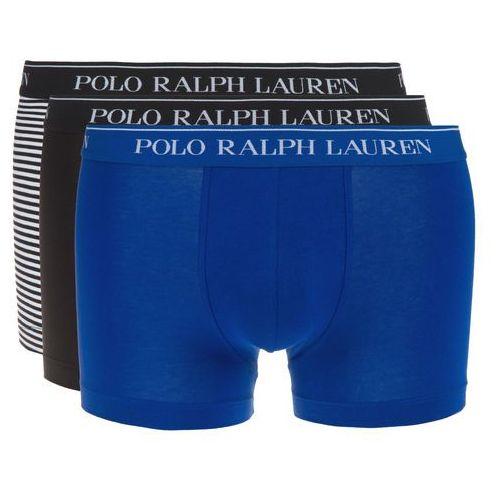 Polo Ralph Lauren Boxers 3 Piece Czarny Niebieski M, kolor niebieski