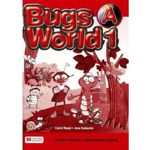 Bugs World 1. Ćwiczenia A (z Pisaniem) (Do Wersji Wieloletniej) (2015)