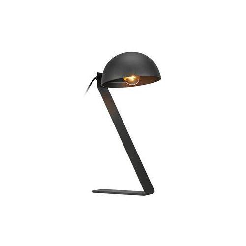 Stojąca lampa stołowa flamingo 107137 metalowa lampka biurkowa czarna marki Markslojd