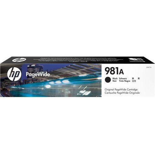HP tusz Black nr 981A, J3M71A, J3M71A