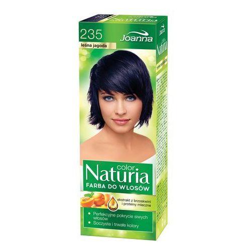 Joanna Naturia Color Farba do włosów Leśna Jagoda nr 235 (5901018097028)