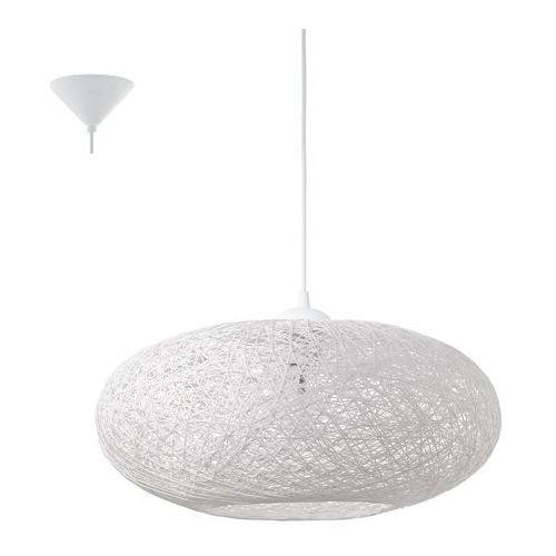 93373 - lampa wisząca campilo 1xe27/60w/230v marki Eglo