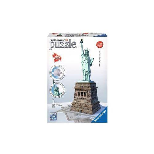 Puzzle 3d statua wolności marki Ravensburger