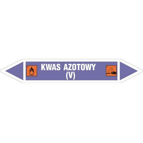 KWAS AZOTOWY (V)