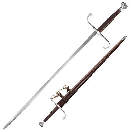 Miecz Cold Steel German Long Sword (88HTB), 88HTB