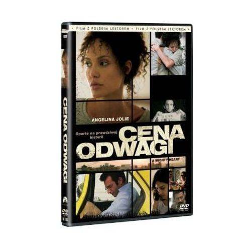 Cena odwagi (DVD) - Michael Winterbottom (5903570132940)