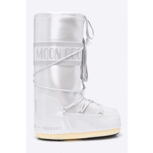 Moon boot - śniegowce vinile met