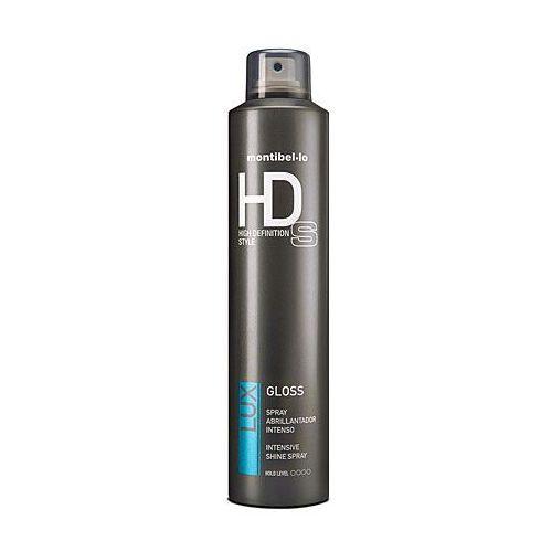 hds gloss spray nabłyszcza bez obciążania 320ml marki Montibello