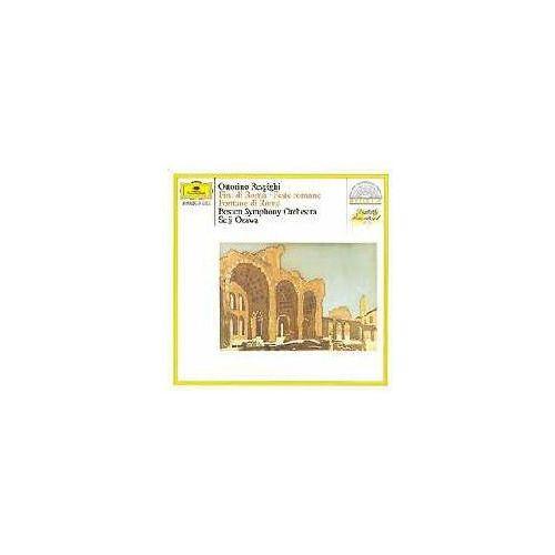 Pini di roma / feste romane / fontane di roma marki Deutsche grammophon