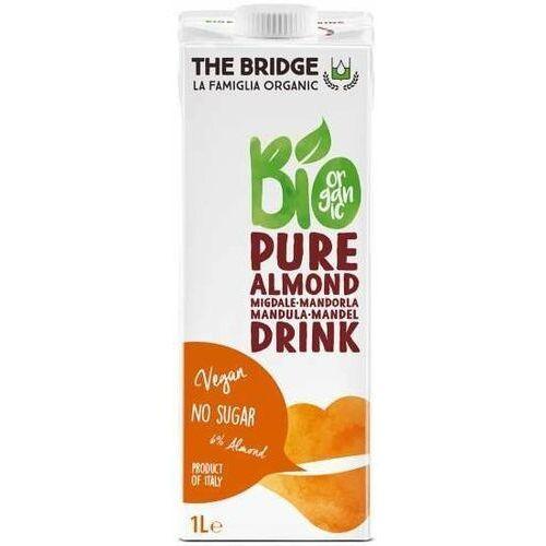121the bridge Napój migdałowy 6% bez glutenu bez cukru 1l - the bridge (8019428007449)