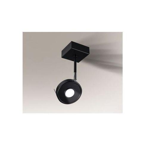 FUSSA 2263-A REFLEKTOR LED SPOT SHILO CZARNY