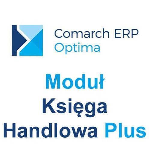 Comarch ERP Optima Moduł Księga Handlowa Plus
