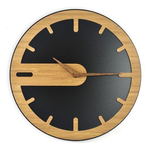 Zegar ścienny bamboos karmelove iii marki Woodwaycrafts
