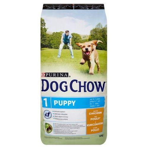 Purina Dog Chow Puppy Chicken 14 kg, 9990 (1917738)