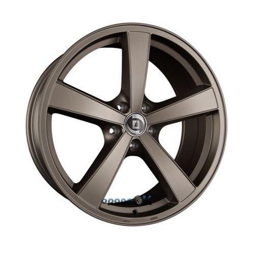 trina bruno - braun matt einteilig 8.50 x 19 et 48 marki Diewe wheels