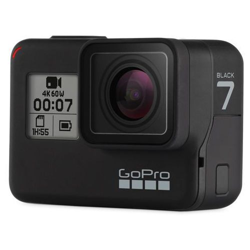 Kamera sportowa GOPRO HERO7 Black, 01E7-22764