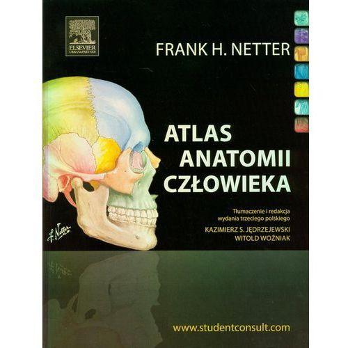 Atlas anatomii człowieka, oprawa miękka