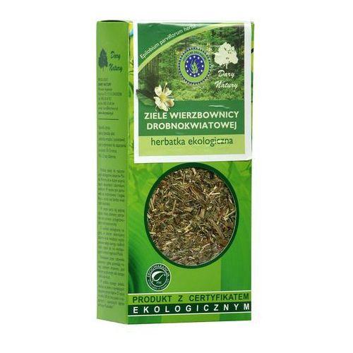 Herbatka z ziela wierzbownicy drobnokwiatowej bio 50 g - dary natury marki Dary natury - herbatki bio