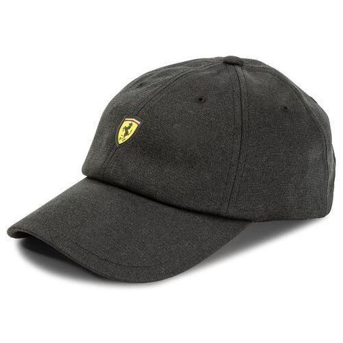 Czapka z daszkiem - sf fanwear baseball cap 021516 02 puma black marki Puma