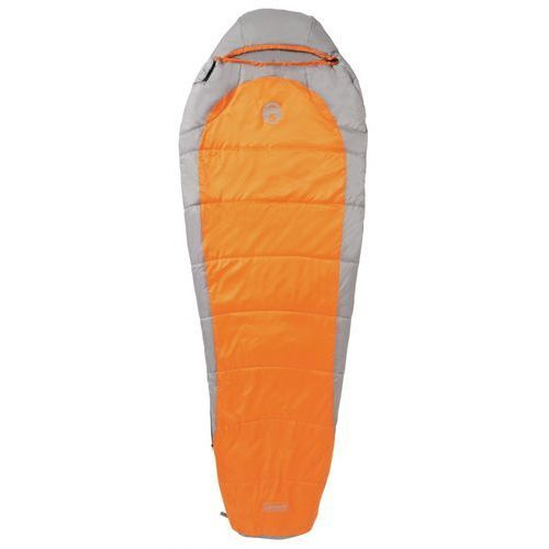 Coleman Silverton 150 Śpiwór beżowy/pomarańczowy Śpiwory syntetyczne - sprawdź w wybranym sklepie