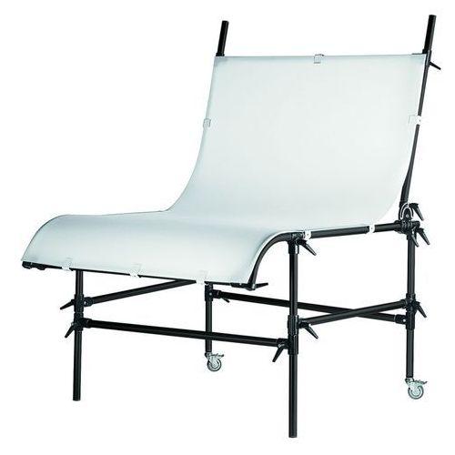 Manfrotto Stół ML220B bezcieniowy z płytą 200x122cm