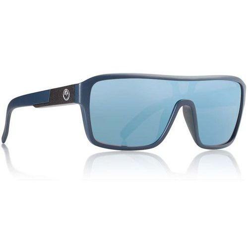 Okulary słoneczne - remix 3 matte navy blue sky ion (414) rozmiar: os marki Dragon