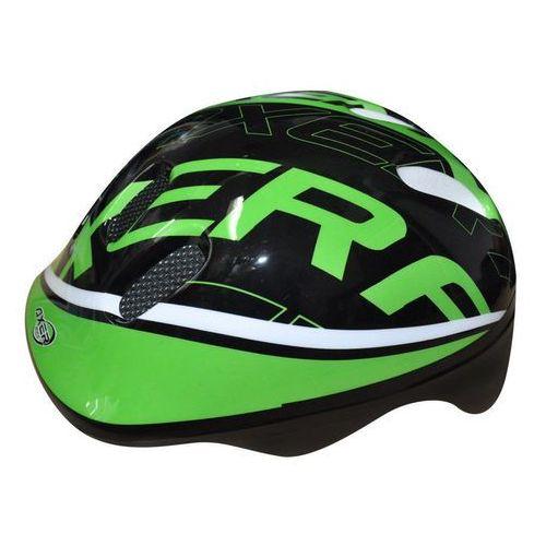 Axer sport Kask rowerowy happy green axer bike - m (5901780902797)
