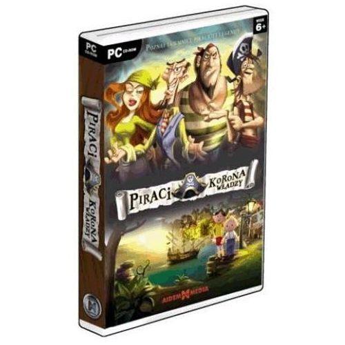 Gra Bolek i Lolek Piraci Korona władzy z kategorii: gry PC