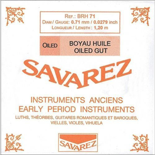 Savarez (645304) struna do chordofonu smyczkowego - C4 Vers. Owinięta - BFA162