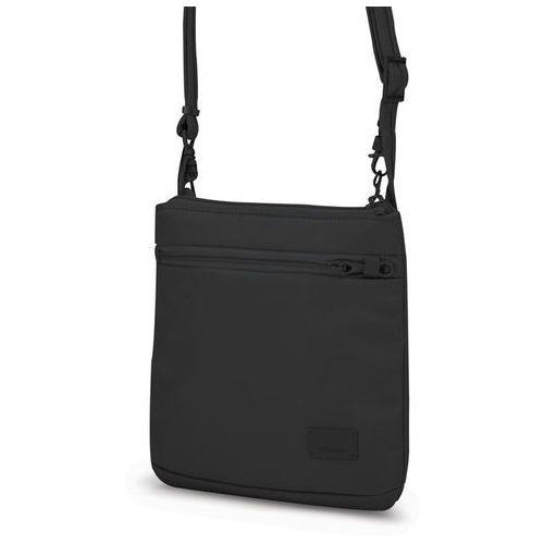 Torba damska antykradzieżowa Pacsafe Citysafe CS50 - black - Czarny, kolor czarny