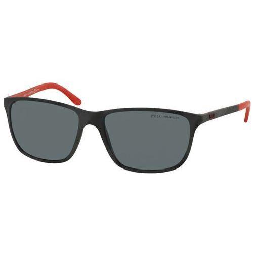 Okulary słoneczne ph4092 polarized 550481 marki Polo ralph lauren