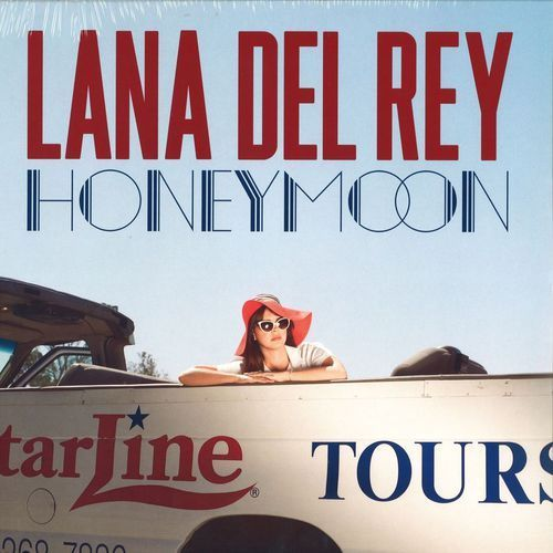 Lana Del Rey - Honeymoon (Polska cena), P4756720