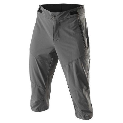 Löffler comfort csl spodnie rowerowe mężczyźni szary 54 2018 spodenki rowerowe