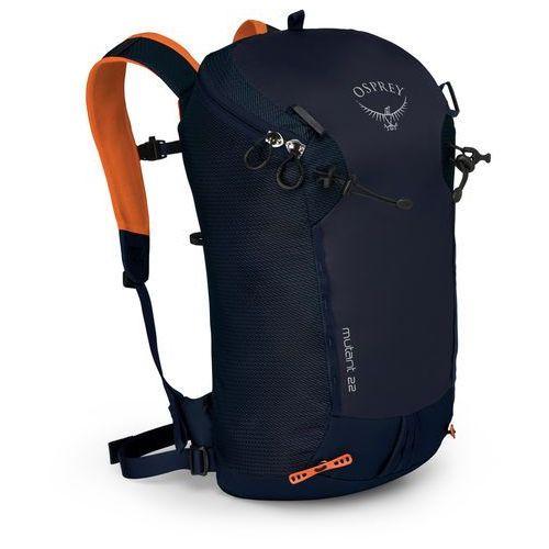 mutant 22 plecak niebieski 2019 plecaki marki Osprey